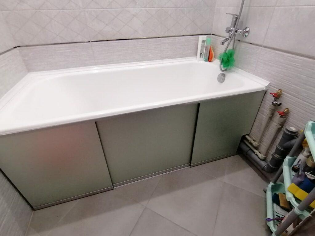 Ремонт ванных комнат в Барнауле